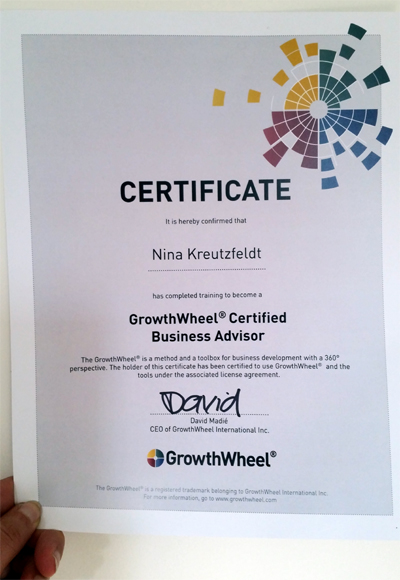 Unternehmensberatung mit GrowthWheel